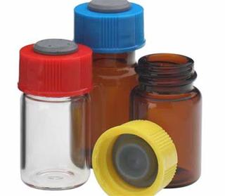 新款 一体盖 试剂瓶 10ml 低硼硅,中性硼硅,进口料试剂瓶 透明棕色玻璃瓶 20-400