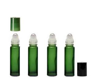 绿色滚珠瓶