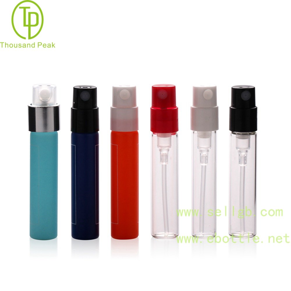 TP-3-50 1.5ml试用装香水瓶带喷头