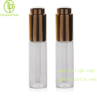 TP-2-160 15m按压化妆品滴管瓶