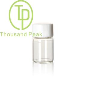 TP-1-03 2ml 透明玻璃瓶配13牙盖子