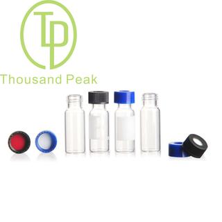 TP-1-18 1.5/2ml进样瓶透明液相色谱玻璃样品瓶 取样瓶顶空瓶 进样瓶整套100套